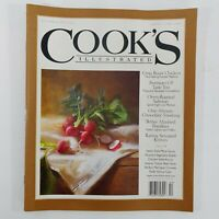 Cook's Illustrated Magazine March April 2008 Cooking Food Recipes Drink
