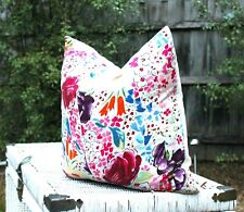Tropical Plant Floral Leaves Cotton Cushion Cover Pillow Case Home Decor 50
