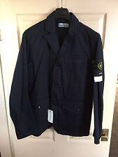 BNWT STONE ISLAND Raso Gommato Quilted Jacket Blazer (L 50) RRP £495