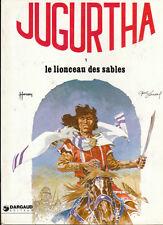 HERMANN. Jugurtha 1. Le lionceau des sables. 1978 cart.