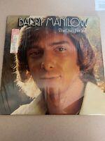Barry Manilow This One's For You Vinyl w/lyrics, Near Mint (Arista 1976) R1062