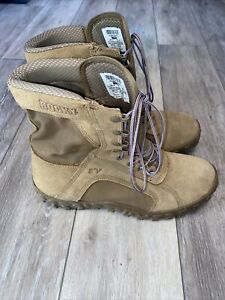 *NEW* Rocky S2V Special Ops Tactical 13 R Military Boots RKC100 Brown NEVER WORN