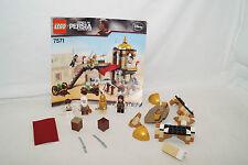 LEGO Prince of Persia 7571 Figuren Zubehör und Bauanleitungen