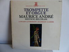 MAURICE ANDRE Trompette et orgue HEDWIG BILGRAM STU 70488