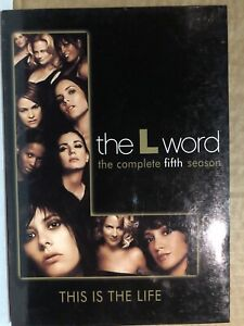 The L Word The Complete Fifth Season DVD NTSC 1