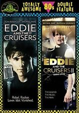 Eddie and The Cruisers 1 & 2 (region 1) DVD as