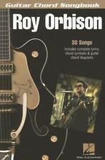 Roy Orbison 38 Songs Guitar Chord SongBook Series Used Sheet Music Pperback Book