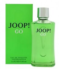 JOOP! GO EAU DE TOILETTE EDT 100ML SPRAY - MEN'S FOR HIM. NEW. FREE SHIPPING