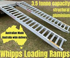 3.5 Tonne Capacity Bobcat Loading Ramps