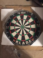 "Dartboard Game with Mounting Brackets, 18"" by Rally and Roar - Blade"
