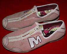Merrell Pink Arabesque Walking Shoes, Women's 6.5 US (37 EU)