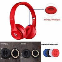 Ear Cover Cushion Earpads Replacement For Beats Solo 2.0 Wireless/Wire Headsets