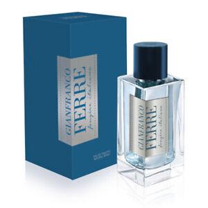 Gianfranco Ferre Fougere Italiano Eau De Toilette100ml EDT Spray Perfume Hombre