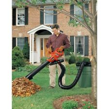 Leaf Collection System Attachment for Corded B+D 2-in-1 Leaf Blower/Vacuums