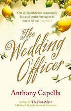 The Wedding Officer, Anthony Capella NEW