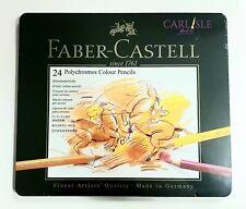 Faber-Castell - Polychromos Pencils - Set Of 24