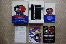 """Sonic And Knuckles """"Good Condition"""" Sega Megadrive Japanese Import"""