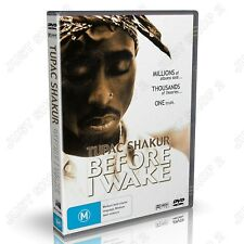 Tupac Shakur Before l Wake : New Documentary DVD