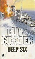 Deep six - Clive Cussler - Livre - 82910 - 1364226