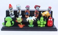 PLANTS vs ZOMBIES 2 / IT'S ABOUT TIME - SET 10 FIGURAS / 10 FIGURES SET