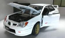 Voitures miniatures bleus pour Subaru