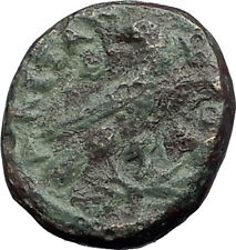 ALEXANDER III the GREAT Lifetime 336BC Authentic Ancient Greek Coin EAGLE i63108