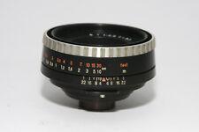 Carl Zeiss Jena 1Q Tessar 2,8/50mm #6754461 für Pentina