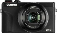 Canon - PowerShot G7 X Mark III 20.1-Megapixel Digital Camera - Black