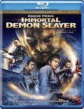 IMMORTAL DEMON SLAYER New Sealed Blu-ray Origin of The Monkey King