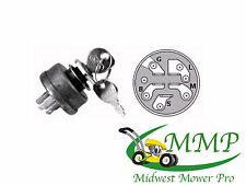 Replaces AYP 158913 New Ignition Switch with Keys