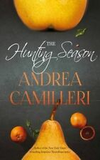 Hunting Season, By Camilleri, Andrea,in Used but Acceptable condition