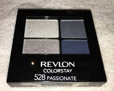Revlon Colorstay Passionate 16 Hour Eye Shadow Quad 2 per Case.