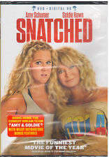 SNATCHED (DVD, 2016) NEW