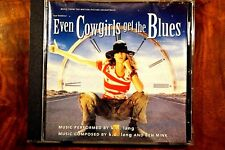 K.D. Lang - Music From - Even Cowgirls Get The Blues  - Used  VG