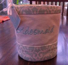 Mud Pie Bridesmaid Canvas Bottle Cozy with Bottle Opener, Nwt, Weddings
