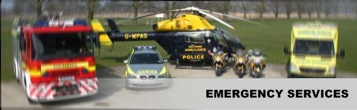 Police Medic Supplies