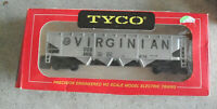 Vintage Tyco HO Scale virginian Hopper Car MIB T344C
