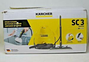Karcher Steam Cleaner Model SC3 Easyfix Portable