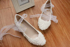 Decolté decolte scarpe donna evento bianco sposa pizzo 3.5, 4.5 cm 9255