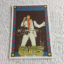 1978 Monty Gum - ELVIS PRESLEY - Club Card From Holland - (Blank Back) - Card 28