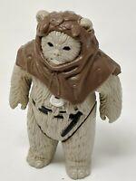Vintage Star Wars Chief Chirpa Ewok Figure 1983 (Bin A)