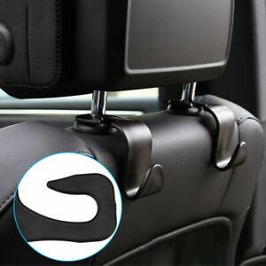 Car Auto Seat Hook Purse Bag Hanger Bag Organizer Holder Clip Accessories New