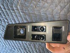 Used 1993 Oldsmobile Cutlass Supreme 2 Door; Left Door Switches #P24