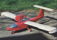 Seagull Sport Amphibian Seaplane Plans, Templates, and Instructions 70ws