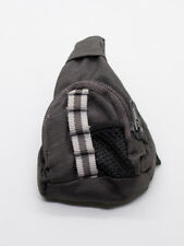 Single Strap 1/6 Scale Nylon Backpack / Computer Bag Hot Toys DAM Soldier Story