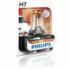 1x PHILIPS Halogen Vision H7 12V 80W  Headlight Bulb Rally for off-road PX26d
