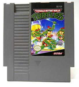 Teenage Mutant Ninja Turtles  NES Nintendo Game (Tested + Works Great)!