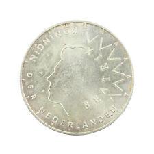675 - Pays-Bas, 50 Gulden, 1987, Argent, TTB+, KM 209