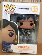 Funko POP Overwatch Exclusive Titanium Pharah!!! In Hand & Ready to Ship!!!