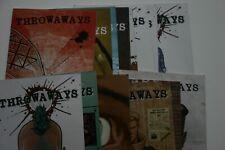 THROWAWAYS.1-14. COMPLETE SET. NM